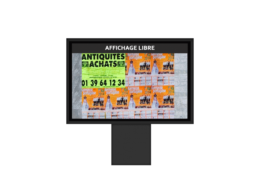 Affichage-Libre